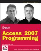 Expert Access 2007 Programming