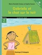 Gabriela et le chat sur le toit