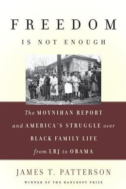 James Patterson - Freedom Is Not Enough: The Moynihan Report and America's Struggle over Black Family Life--from LBJ to Obama