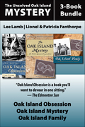 The Unsolved Oak Island Mystery 3-Book Bundle: The Oak Island Mystery / Oak Island Family / Oak Island Obsession