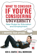 What To Consider if You're Considering University - Knowing Your Options