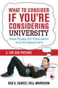 What To Consider if You're Considering University - The Big Picture