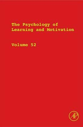 The Psychology of Learning and Motivation