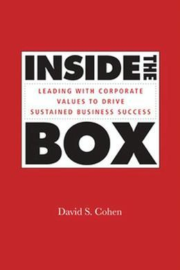 Inside the Box: Leading with Corporate Values to Drive Sustained Business Success