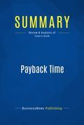 Summary : Payback Time - Phil town