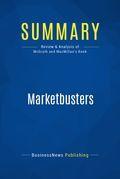 Summary : Marketbusters - Rita Mcgrath and Ian Macmillan