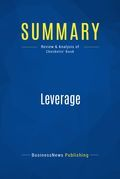 Summary : Leverage - Darby Checketts