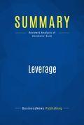 Summary: Leverage