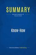 Summary : Knowhow - Ram Charan