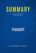 Summary : Engaged! - Gregg Lederman