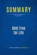 Summary : Debt Free for Life - David Bach