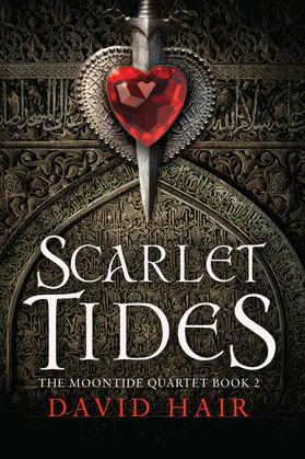 Scarlet Tides: The Feral Child Trilogy