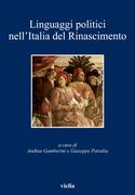 Linguaggi politici nell'Italia del Rinascimento