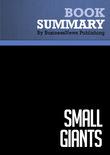 Summary : Small Giants - Bo Burlingham