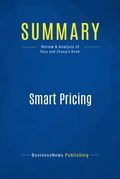 Summary : Smart Pricing - Jagmohan Raju and Z. John Zhang