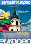 Semestre Europeo n. 1 - Anno 4, Luglio 2013