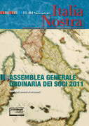 Italia Nostra 461/2011. Assemblea generale ordinaria dei soci 2011.