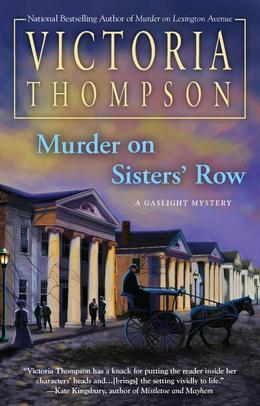 Murder on Sisters' Row: A Gaslight Mystery
