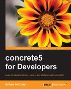 concrete5 for Developers