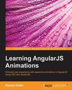 Learning AngularJS Animations