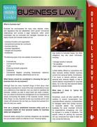 Business Law (Speedy Study Guide)
