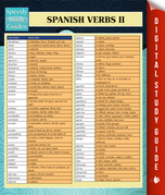 Spanish Verbs II (Speedy Language Study Guides)