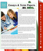 Essays & Term Papers