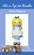 Alice au Pays des Merveilles, Patron d'Amigurumi