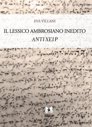 Lessico ambrosiano inedito