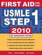 First Aid for the USMLE Step 1, 2010