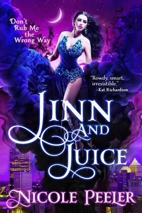 Jinn and Juice: Book 1