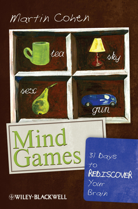 Mind Games: 31 Days to Rediscover Your Brain
