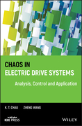 Chaos in Electric Drive Systems: Analysis, Control and Application