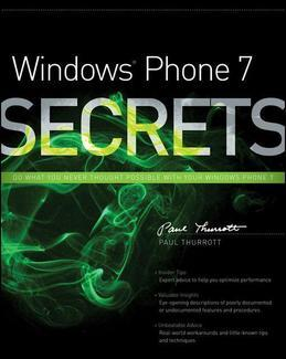 Windows Phone 7 Secrets