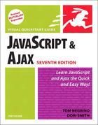 JavaScript and Ajax for the Web: Visual QuickStart Guide