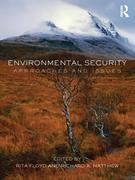 Environmental Security: Approaches and Issues