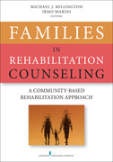 Families in Rehabilitation Counseling: A Community-Based Rehabilitation Approach