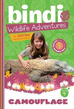Camouflage: Bindi Wildlife Adventures