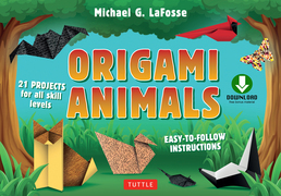 Origami Animals: [Origami Ebook with Full-Color Book]