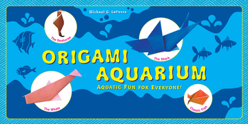 Origami Aquarium: [Origami Ebook with 2 Full-Color Booklets]