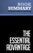 Summary : The Essential Advantage - Paul Leinwand and Cesare Mainardi
