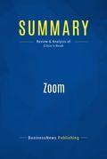 Summary : Zoom - James Citrin