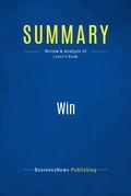 Summary : Win - Dr. Frank Luntz