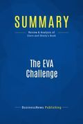 Summary : The Eva Challenge - Joel Stern and John Shiely
