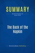 Summary : The Back Of The Napkin - Dan Roam