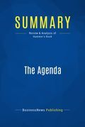 Summary : The Agenda - Michael Hammer
