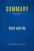 Summary : Start With No - Jim Camp
