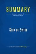 Summary : Sink Or Swim - Milo Sindell and Thuy Sindell