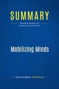 Summary : Mobilizing Minds - Lowell Bryan and Claudia Joyce