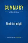 Summary: Flash Foresight
